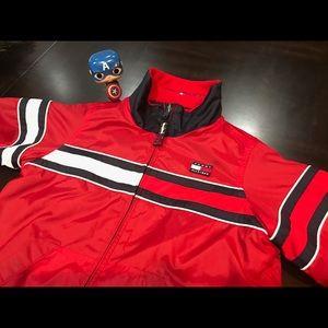 ⭐️HP 🌟 Vintage Tommy Hilfiger Jacket Reversible